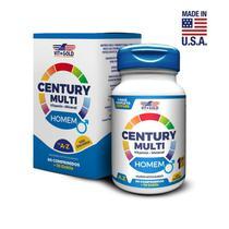 Multivitaminico Century Multi Homem 90 comprimidos + 10 - Vitgold