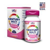 Multivitaminico Century Multi Mulher 90 comprimidos + 10 - Vitgold