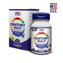 Multivitaminico Century Multi Senior Homem 90 comprimidos  + 10 - Vitgold