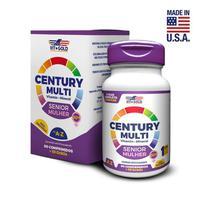 Multivitaminico Century Multi Senior Mulher 90 comprimidos  + 10 - Vitgold