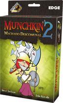 Munchkin 2 Machado Descomunal - Galápagos Jogos