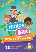 Mundo Bita - Bita  e A Natureza - DVD - Sony music