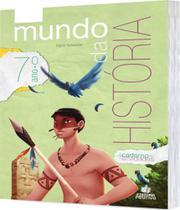 Mundo Da Historia - 7 Ano - Ef Ii - Positivo - didatico