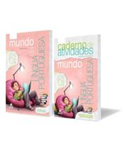 Mundo Da Lingua Portuguesa - 6 Ano - Livro + Caderno De Atividades - Ef Ii - Positivo - didatico -