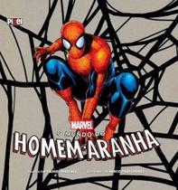 Mundo do Homem Aranha - Pixel - livros