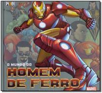 Mundo do Homem de Ferro, O - Pixel - grupo ediouro