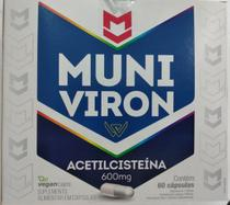 Muniviron 30 caps - vitamina imunidade - Prowin