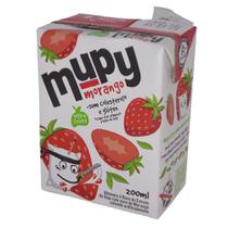 Mupy Bebida à Base de Leite de Soja 200ml - Morango - Agro Nippo