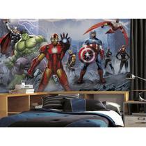 Mural Avengers Assemble - Marvel