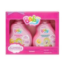 Muriel Baby Estojo Infantil Menina Shampoo + Condicionador 100ml -