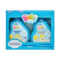 Muriel Baby Estojo Infantil Menino Shampoo + Condicionador 100ml -