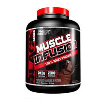 MUSCLE INFUSION 100% WHEY PROTEIN (5lb) - Chocolate - Nutrex Research -