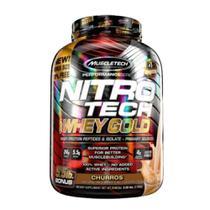 Muscletech nitro tech whey gold churros 2,49kg -