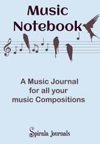 Music Notebook - Einat libi kohn