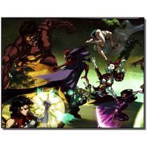 Mutantes e Malfeitores Escudos Do Mestre-34347 - Jambo -