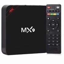 MX-9 Android Converte Sua Tv Para Smart 4gb Ram 32gb Memoria Hevc -