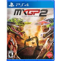 Mxgp 2 The Official Motocross Videogame - Ps4 - Sony