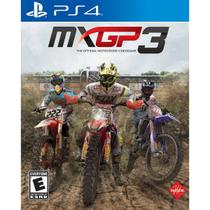 Mxgp 3 The Official Motocross Videogame - Ps4 - Sony