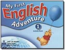 My first English adventure 1: Activity book - Pearson