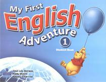 My first english adventure 1 sb - 1st ed - Pearson (importado)