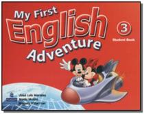 My first english adventure 3 - student book - Pearson