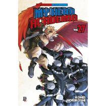 My Hero Academia Vol. 27 - Jbc -