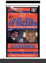 My hero is a duke...of hazzard lee owners 7 - Lulu Press