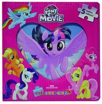 My Little Pony: Meu primeiro livro quebra-cabeças - Melhoramentos