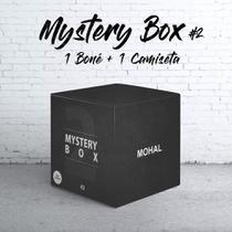 Mystery Box 2 - 1 Boné + 1 Camiseta - Mohal wear