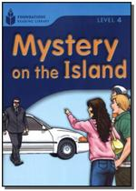Mystery On the Island - Level 4 - Foundations Reading Library - Cengage - Elt -