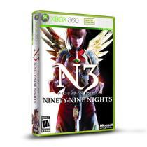 N3 Ninety-Nine Nights - Xbox 360 - Jogo