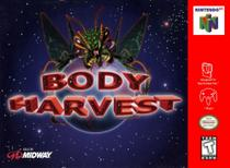 N64 Body Harvest - Midway