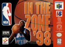 N64 NBA In The Zone 98 - Konami