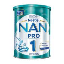 NAN Pro 1 Fórmula Infantil para Lactentes de 0 a 6 Meses com 800g -