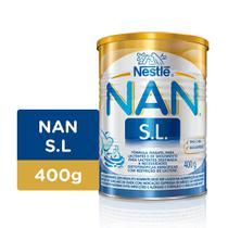 NAN Sem Lactose Fórmula Infantil -
