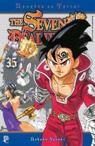 Nanatsu No Taizai: The Seven Deadly Sins Volume 35 - Jbc