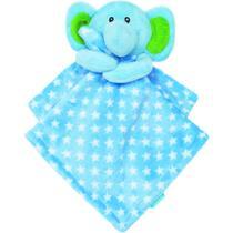 Naninha elefantinho azul com estrelinhas buba 4751 - Buba baby