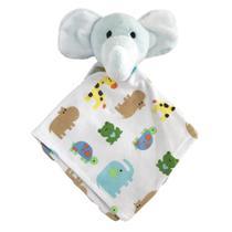 Naninha Elefantinho Doces Sonhos - Azul - Buba zoo