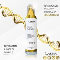 Nano Code Facial Combate O Envelhecimento 50ml Lakma -