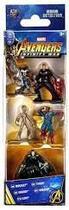 Nano Metalfigs - Avengers Vingadores Guerra Infinita - Jada