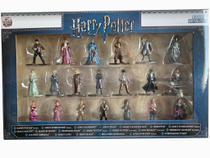 Nano Metalfigs Harry Potter Dtc - 20 Figuras colecionáveis -