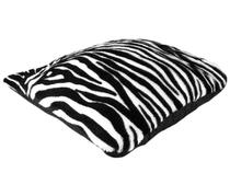 Nap Edredom Cobertor Almofada Zebra - Mehndi 19140