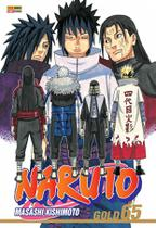Naruto Gold 65 - Panini -