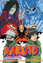 Naruto Gold Edição 62 - Mangá Panini Português -