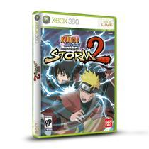 Naruto Shippuden Ultimate Ninja Storm 2 - Xbox 360 - Microsoft