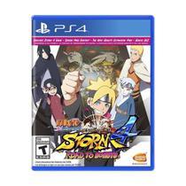 Naruto Shippuden: Ultimate Ninja Storm 4 Road To Boruto - Ps4 - Sony