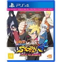 Naruto Shippuden: Ultimate Ninja Storm 4 Road To Boruto - PS4 - Sony