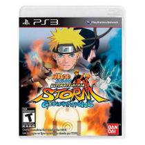 Naruto Shippuden: Ultimate Ninja Storm Generations - PS3 - Bandai