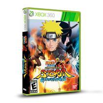 Naruto Shippuden Ultimate Ninja Storm Generations - Xbox 360 - Microsoft