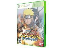 Naruto Shippuden: Ultimate Storm Generations - para Xbox 360 - Namco